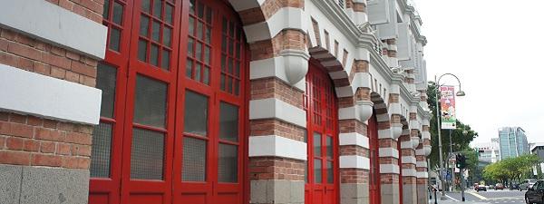 Civil Defence Heritage Gallery Singapore