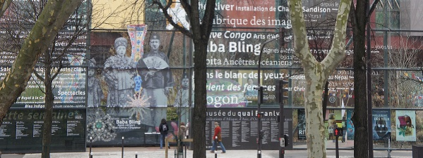 Exposition Baba Bling au Quay Branly