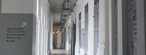 Hallway Singapore Art Museum