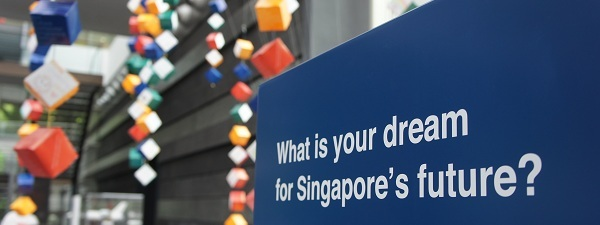 What is your dream for Singapore's future