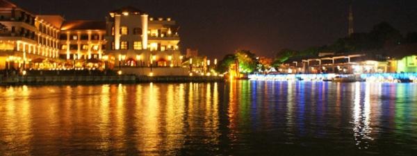 Malacca la nuit