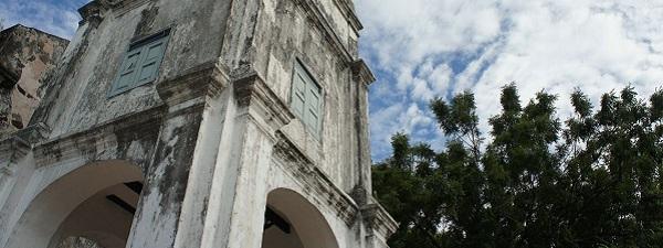Porta de Santiago à Malacca (Malaisie)