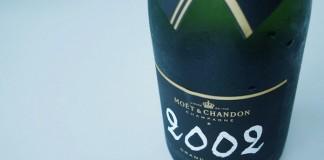 Champagne à Singapour