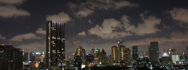 Bangkok la nuit