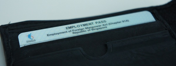 Employment Pass à Singapour