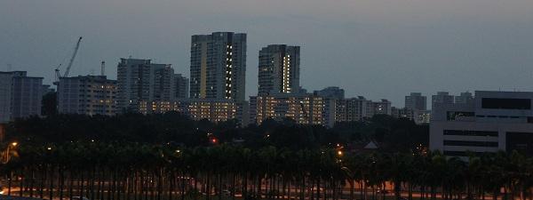 Singapour et ses HDB