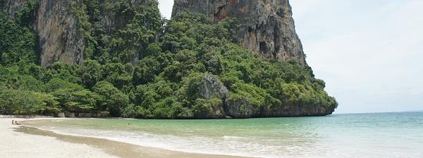La plage de Railay