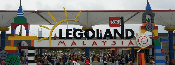 Legoland Malaisie à Johor Bahru