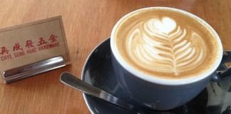 Café Latte à Chye Seng Huat Hardware (CSHH)