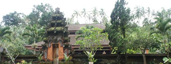 Tirta Empul Temple à Bali