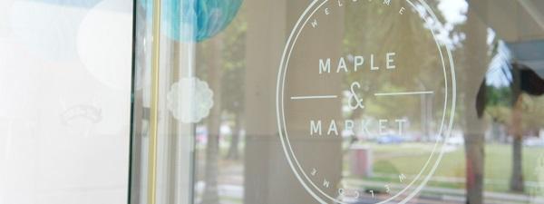 Maple & Market, une boulangerie sympa à Old Airport Road