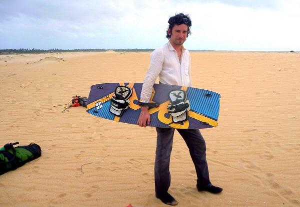 Florian, entrepreneur et co-fondateur de Flocations