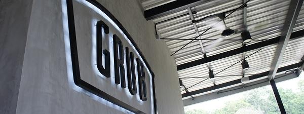 Grub à Bishan Park