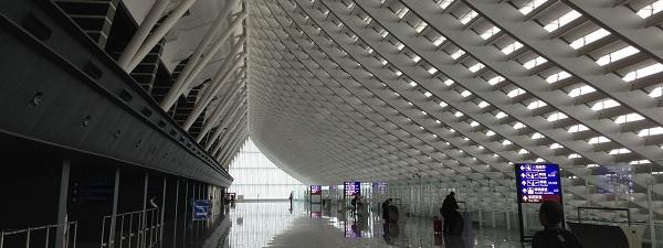 Aéroport de Taipei, Terminal 1