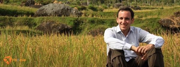 Jacques, co-fondateur de tripinasia (Photo tripinasia.com)