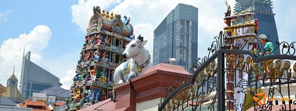 Singapour, camp de base de tripinasia (Photo tripinasia.com)