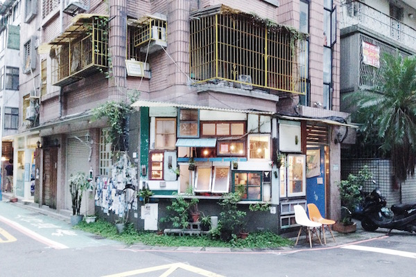 Café à Taipei