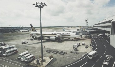 Singapore Airlines (Aéroport de Changi)