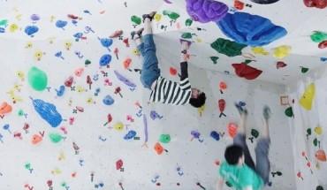 Escalade à Kyoto - Adsummum Climbing Gym