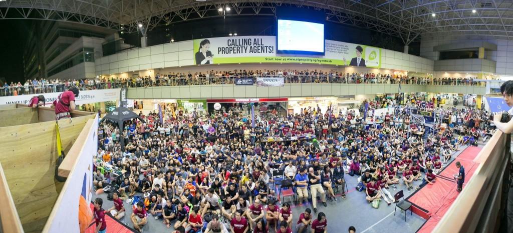 SMU Gravical 2015 Singapore