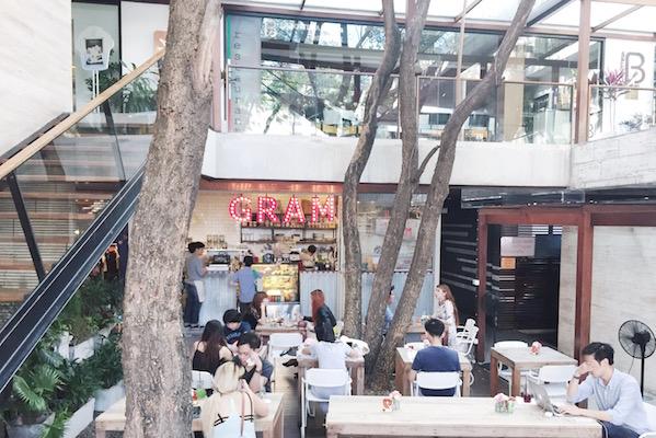Gram Cafe à Bangkok