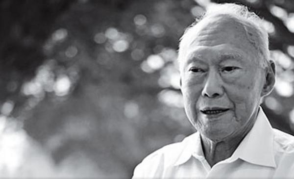 Lee Kuan Yew, Père du Singapour  moderne