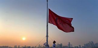 Les habitants de Singapour, orphelin de Lee Kuan Yew