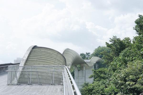 Henderson Waves à Singapour