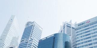 Le centre financier de Singapour