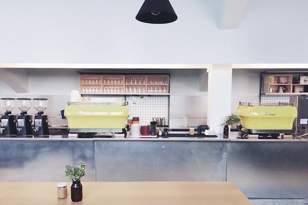 Café à Singapour - Brawn & Brain