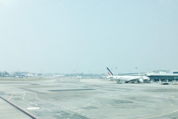 Air France à Singapour