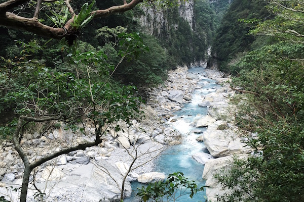 Shakadang Trail - Taroko National Gorges