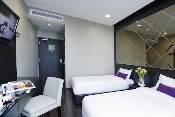 V Hotel Lavender