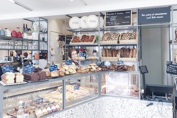 Boulangerie à Paris - Maison Plisson