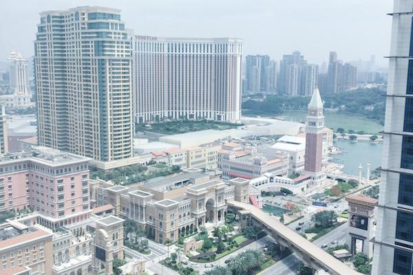 Casinos à Cotaï (Macao)