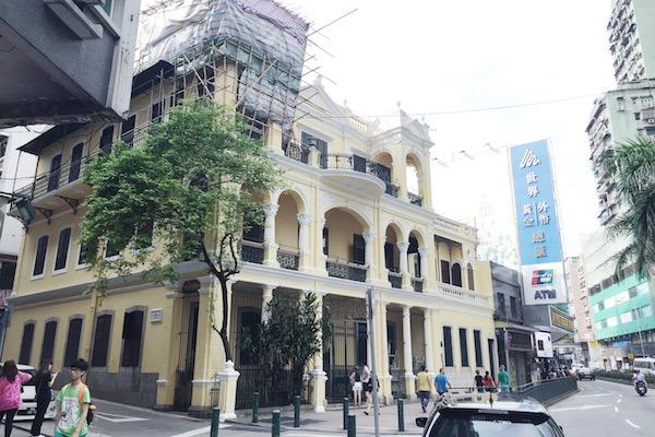 Maison à Macao