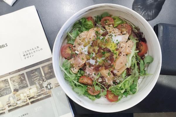 Bowls, la nouvelle tendance food à Singapour
