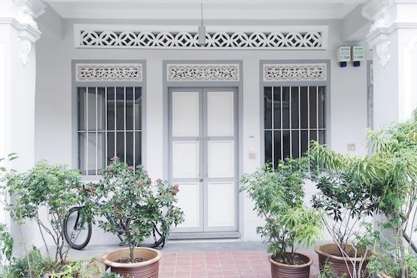 Louer une maison à Singapour