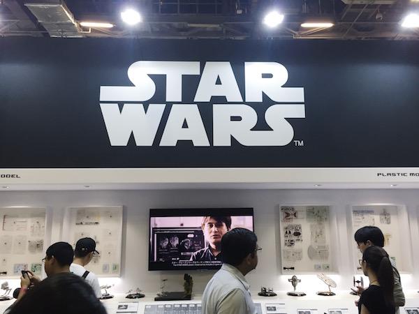 Star Wars Stand STGCC 2016