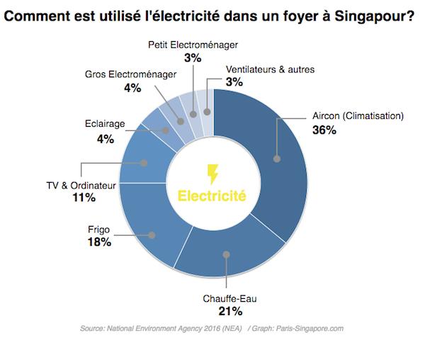 Electricite Singapour