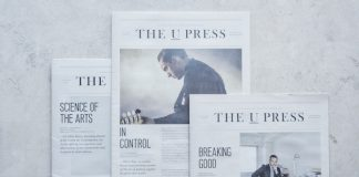 The U Press Singapour