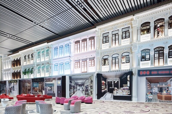 Shop Houses & Culture Peranakam au T4