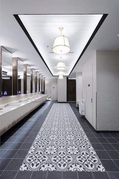 Toilettes aeroport Singapour