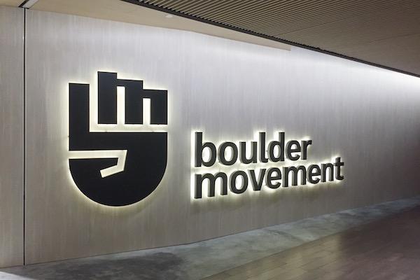 Boulder Movement Singapour