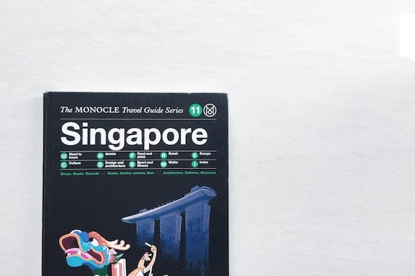 Monocle guide singapour
