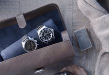 Etui montre bulang and sons
