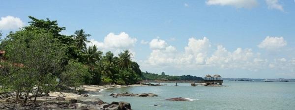 Ile de Pulau Ubin (Singapour)