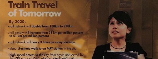 Les défis du métro de demain à Singapour