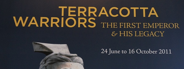 Terracota Warriors, The First Emperor & His Legacy, Asian Civilization Museum