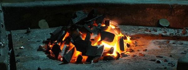 Allumer le feu... pour le BBQ bien sûr